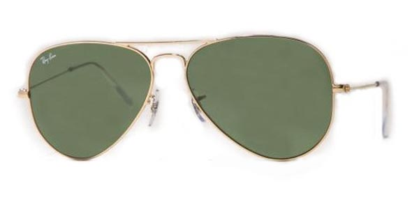 Image for Ray-Ban  RB 3025 (Aviator Large Metal) Sunglasses